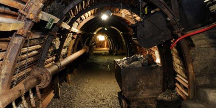 Mine Blegny, Belgique