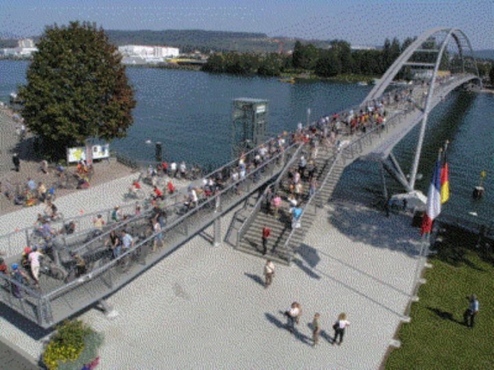 Rhine Cycle Route - EuroVelo