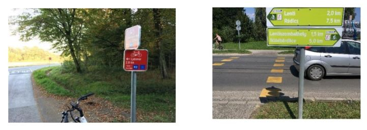 IronCurtainCycling SI HU signage