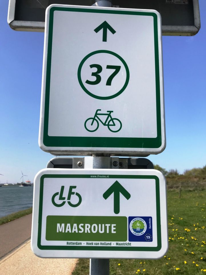Signing LF Maasroute EV19 the Netherlands.jpg