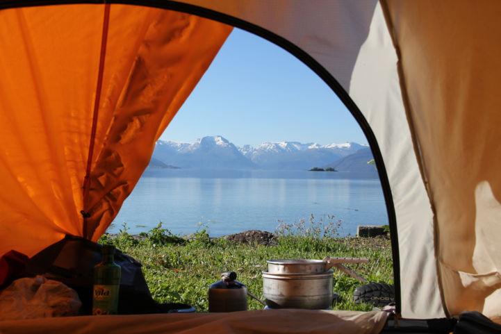 Hardangerfjorden, Norwegen ©Lars Erik Sira