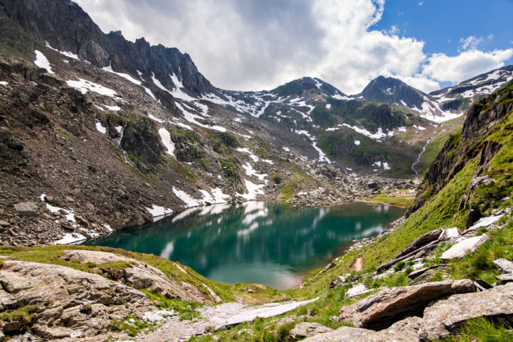 Lac Toma, Suisse