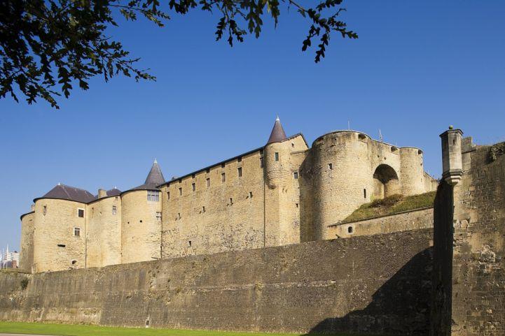 Das Festungsschloss von Sedan, Frankreich ©C. Bielsa